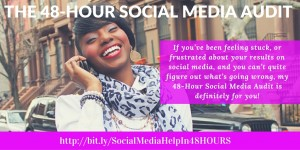 48-Hour Social Media Audit with Ashani Mfuko