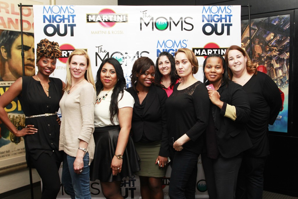 I really enjoyed meeting other mommy bloggers at this event!