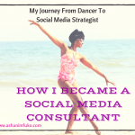 How I Went From Dancer To Social Media Strategist