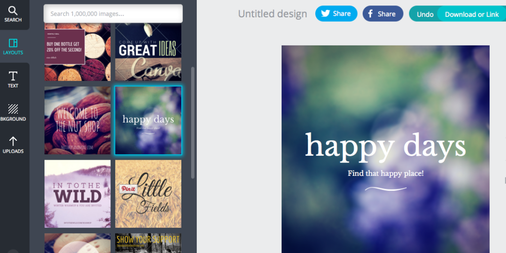 How To Use Canva To Create Compelling Social Media Images