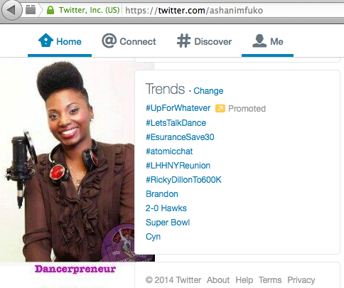 The Let's Talk Dance Tweetchat Is A Top Trending Topic On Twitter