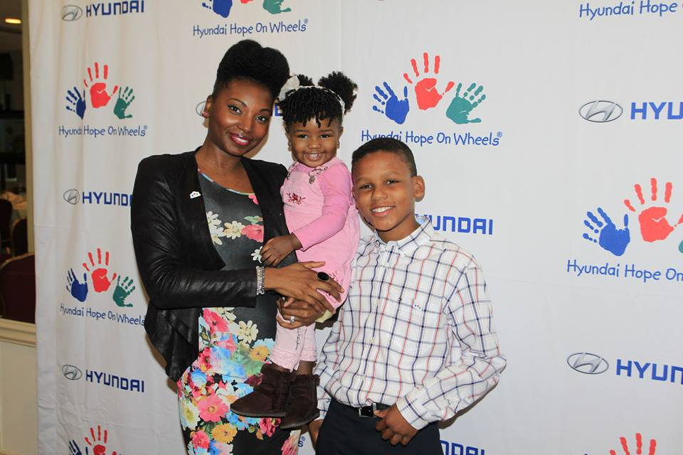 The MOMS, and Hyundai's Hope On Wheels, Mamarazzi® Luncheon Photo Credit: Mission 101 Media