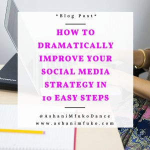 How To Dramatically Improve Your Social Media Strategy In 10 Easy Steps