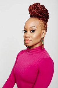 Ashani Mfuko Social Media Testimonial Testimonial from Camille A. Brown