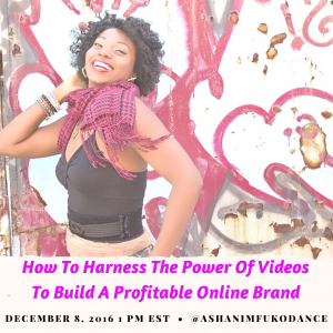 How To Build A Profitable Online Brand Using Videos