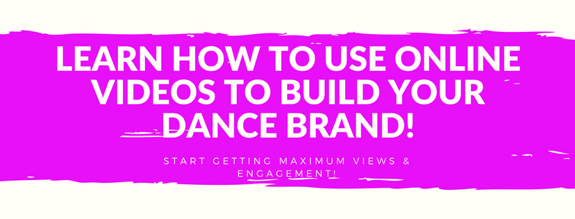 Ways That Dancers Can Use Videos To Grow Your Online Brand