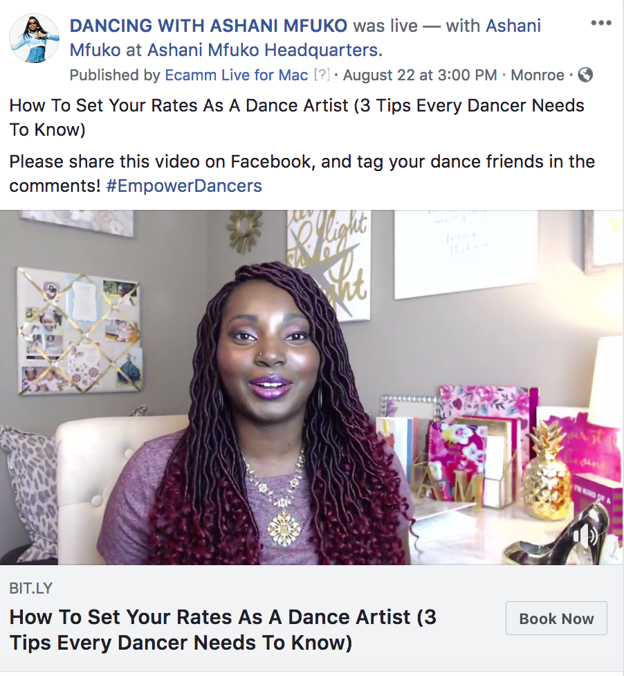 How To Set Your Rates As A Dance Artist