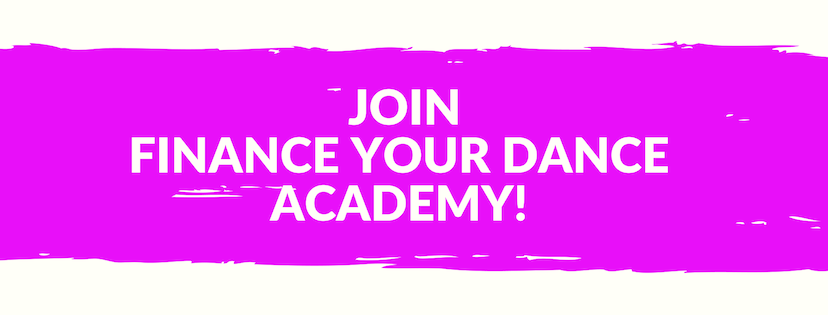 Finance Your Dance Academy