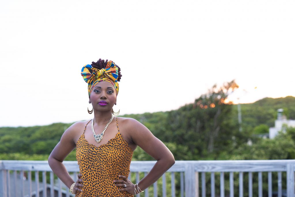 Ashani Mfuko Brand Strategist
