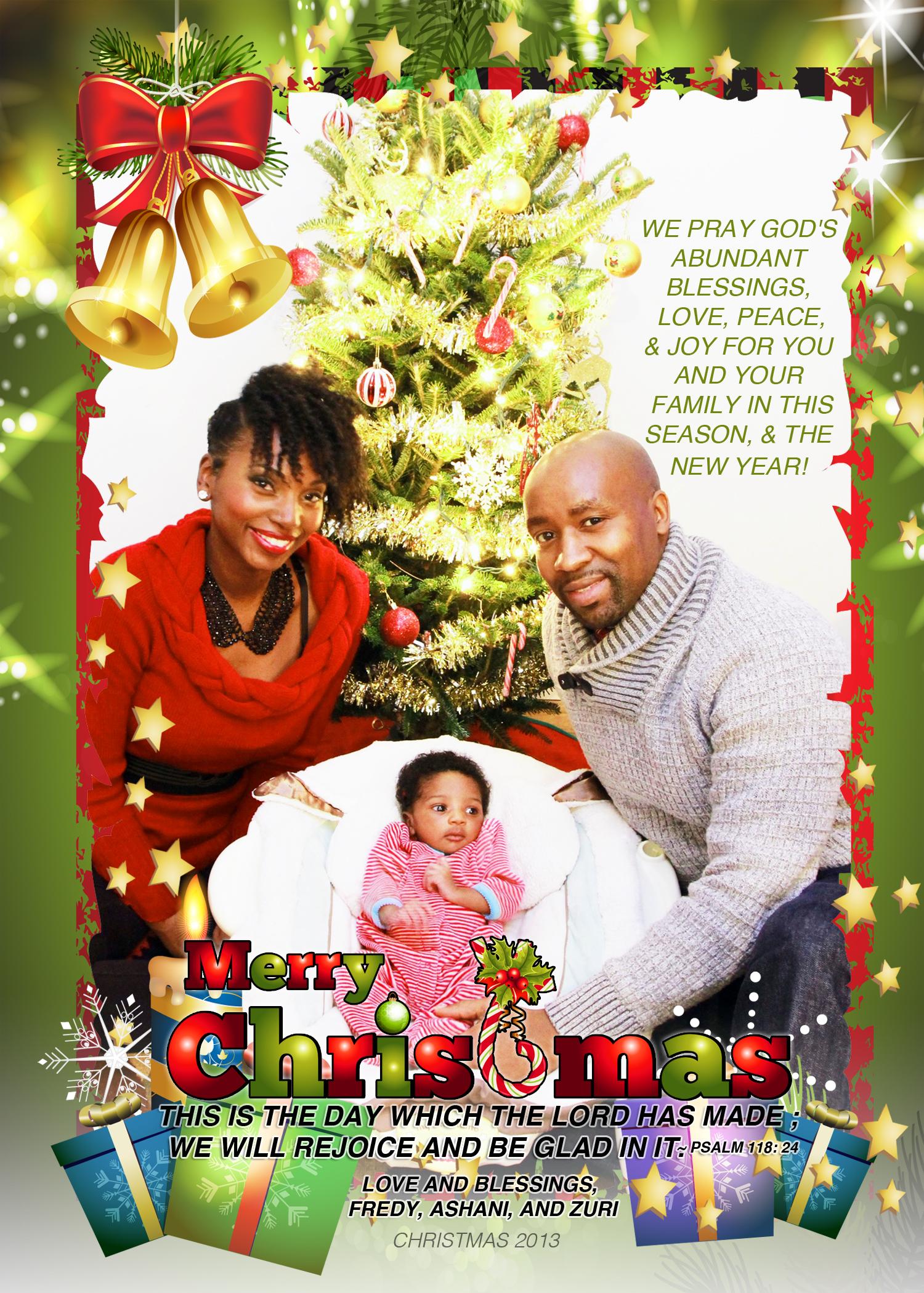 Hello Motherhood, Goodbye Kiner Enterprises, and Merry Christmas!