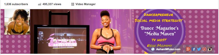 Ashani Mfuko Dance on YouTube