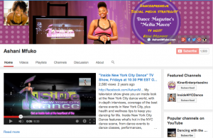 Subscribe to Ashani Mfuko's YouTube Channel