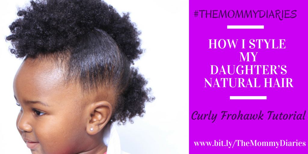 how do i style my natural hair themommydiaries how i style my s hair 7920 | Twit.MommyDiariesHairTutorial