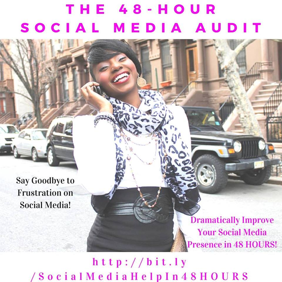 48-Hour Social Media Audit by Ashani Mfuko