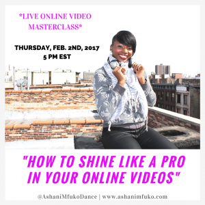 How To SHINE Like A Pro In Your Online Videos