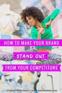 5 Ways To Make Your Brand Stand Out From Your Competitors