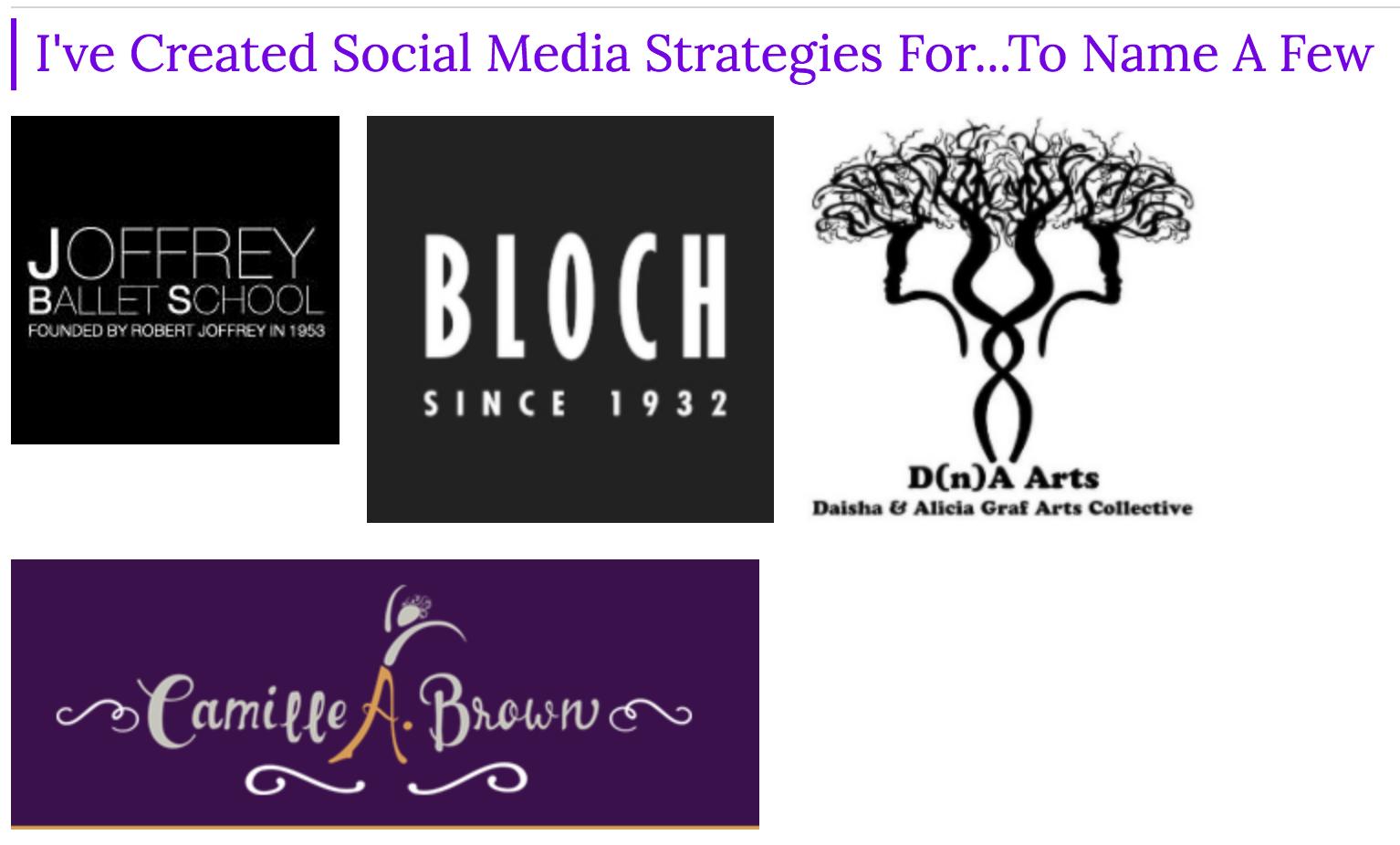 Ashani Mfuko Social Media Marketing Clients