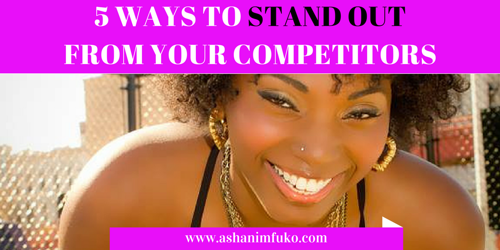 5 Ways To Make Your Online Brand Stand Out From Your Competitors