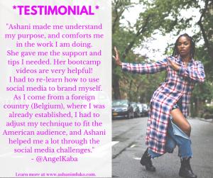 Ashani Mfuko Testimonial