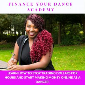 Finance Your Dance Academy with Ashani Mfuko