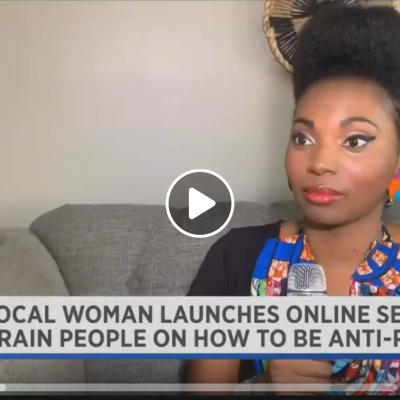 How To Be Anti-Racist – Ashani Mfuko on Spectrum News